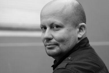 Portrait von Michael Godau. Er ist Geograf und Naturpädagoge in Gelsenkirchen.